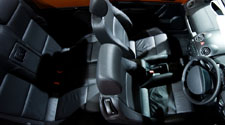 Seat whiplash safety improving