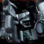 Seat whiplash safety improving